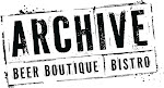 Logo for Archive Beer Boutique