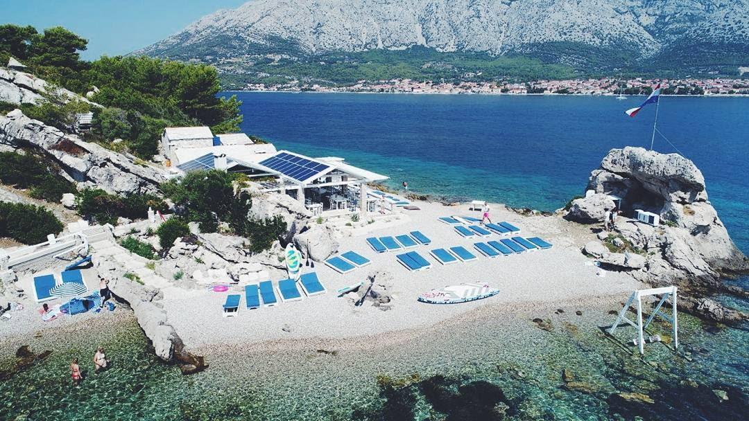 "Slikovni rezultat za moro beach club croatia"""