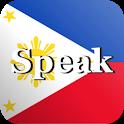 Speak Filipino Free icon