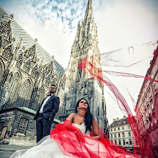 Wedding photographer Branimir Nedeljkovic (branimirnedeljk). Photo of 01.09.2014