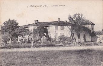 Photo: Orgueil (82) - Chateau de Fénelon   Carte non voyagée