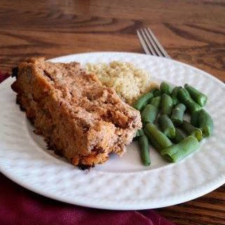 Tasty Turkey Meatloaf
