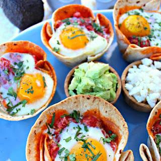 Chorizo Egg Cups