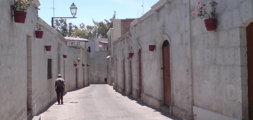 Calles | CITY TOUR AREQUIPA