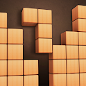 Fill Wooden Block: 1010 Wood Block Puzzle Classic icon