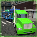 Cargo Transport Driver 3D icon