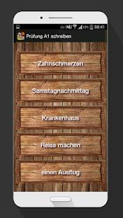 Prüfung A1 Schreiben Deutsch Apps Bei Google Play