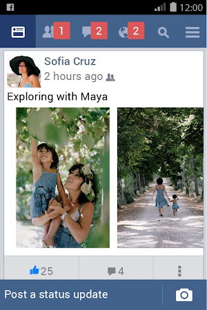 Facebook Lite 34.0.0.13.68 screenshot 392525