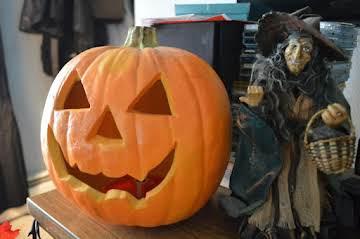 Haunters and Halloween Enthusiasts