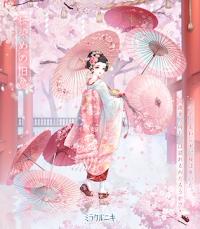 桜染めの旧夢