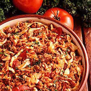 Cabbage Goulash