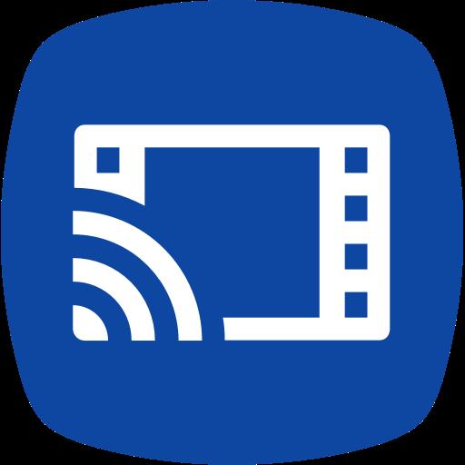 MegaCast Samsung Smart TV (app)