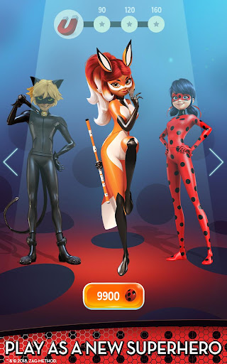 Miraculous Ladybug & Cat Noir - The Official Game 1.1.9 DreamHackers 4
