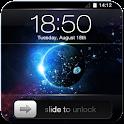 Slide to Unlock - Galaxy Theme icon