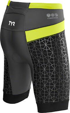 "TYR Competitor 8"" Women's Short: Black alternate image 0"