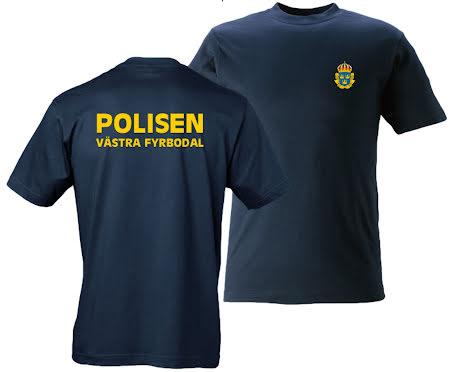 Funktions T-shirt VÄSTRA FYRBODAL