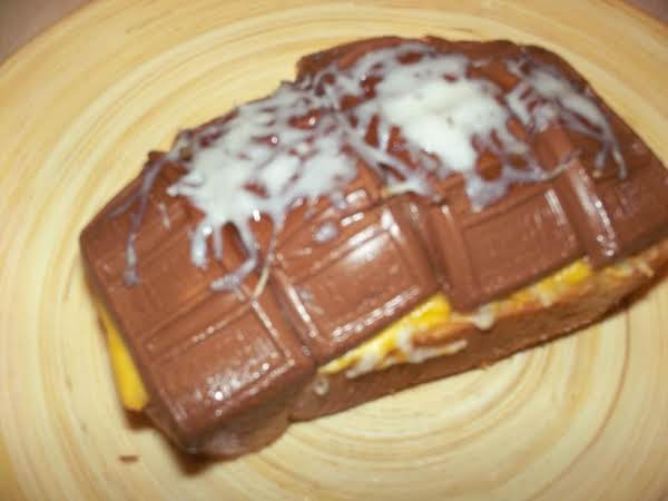 Chocolate Cheese Sandwich Recipe
