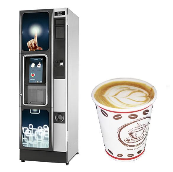 diversas máquinas de café