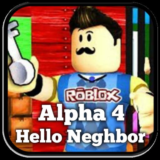 Hello Neghbor Roblox Alpha 4 Guide