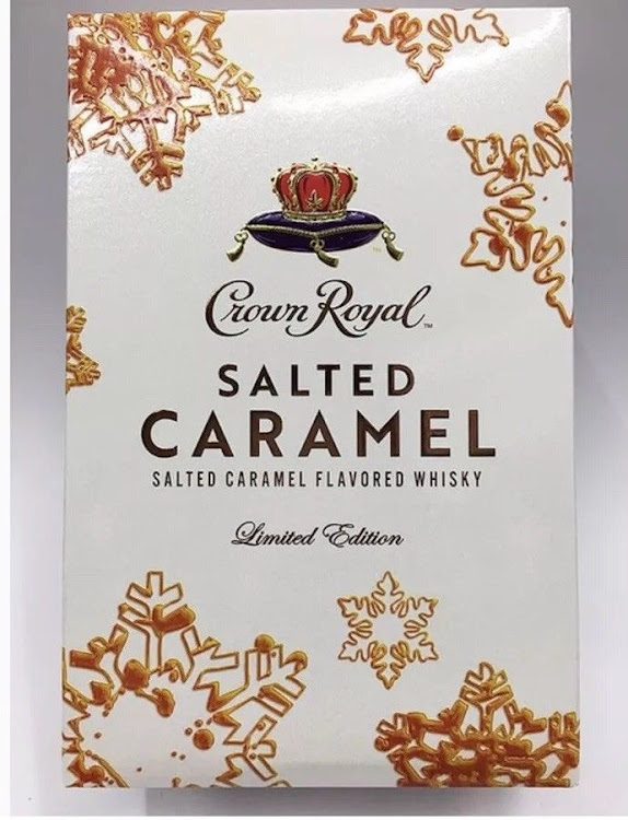 Logo for Crown Royal Salted Caramel
