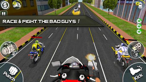 Bike Attack Race 2 - Shooting apk screenshot 15