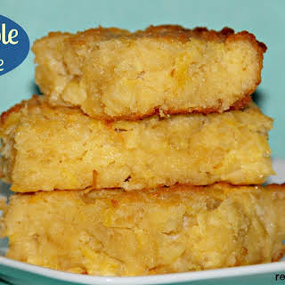 Pineapple Casserole Without Cheese Recipes.