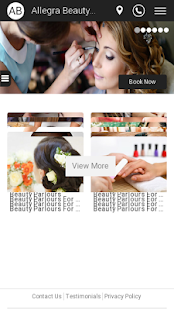 Tải Allegra Beauty And Spa miễn phí