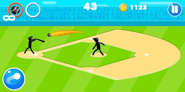Stickman Baseball 1