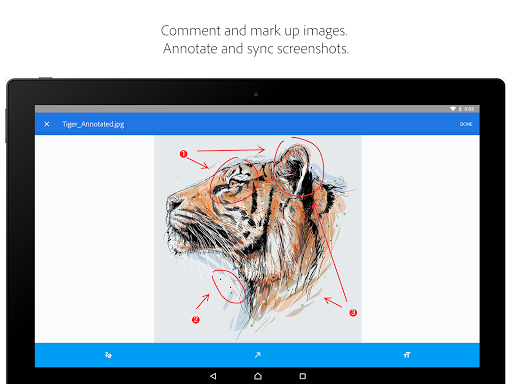 Adobe Creative Cloud 4.8.1 Apk for Android 9