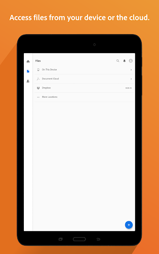Adobe Acrobat Reader: PDF Viewer, Editor & Creator 20.0.1.11139 Apk for Android 15