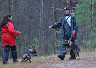 Photo: Tanja og Kahn, Roger og Bob