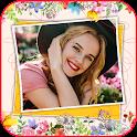 Flower Photo Editor Frame icon