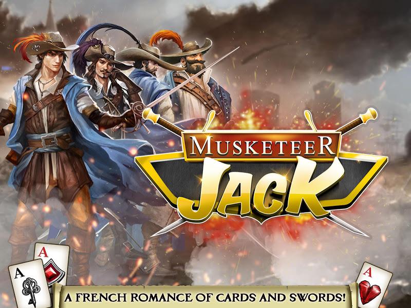 Скриншот Musketeer Jack: Blackjack Duels