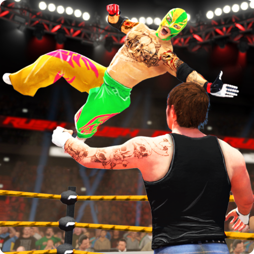 World Wrestling Rush - Wrestling Games