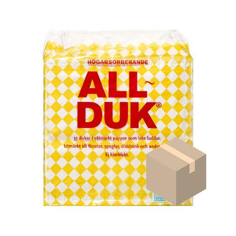 Allduk 5x35-pack
