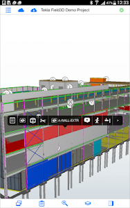 Tekla Field3D screenshot 0