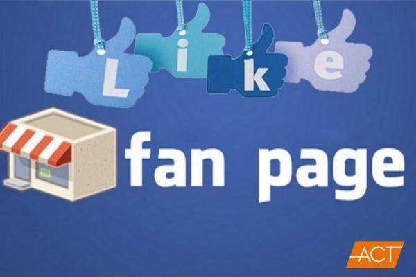 Các bước tạo Fanpage chuẩn SEO