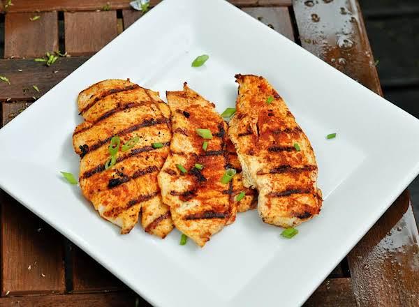 Santa Fe Chicken Recipe