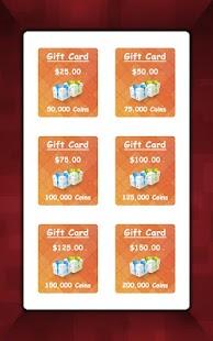 Free Gift Code Generator - náhled