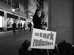 Photo: stark reduziert...  A Christmas Street Tour with +Thomas Leuthard in Luzern...