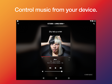 Sonos Controller for Android Screenshot 6