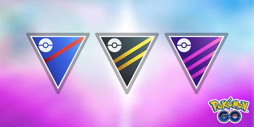 La saison 5 de la Ligue de Combat GO début lundi 9novembre 2020, à 13h00 PST (GMT−8)