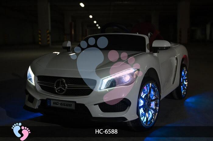 Xe ô tô điện cho bé Mercedes HC-6588 6