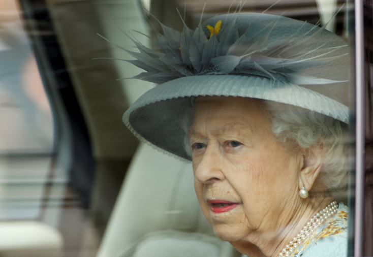 Time for change: Queen sets out UK Johnson's post-pandemic agenda
