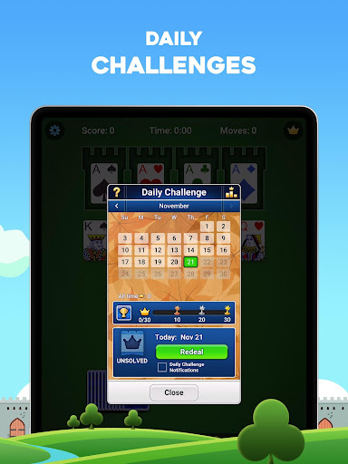 Castle Solitaire screenshot 8
