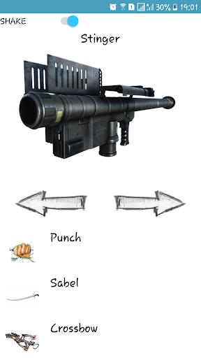 Generator shots weapons sound  screenshots 8