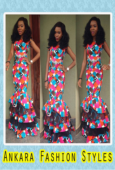 Ankara fashion styles- screenshot