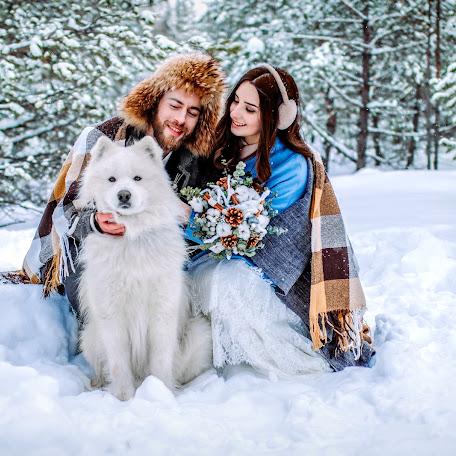 Wedding photographer Viktoriya Vins (Vins). Photo of 18.02.2018