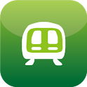 Hong Kong Metro/subway icon