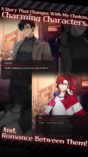 Havenless - Your Choice Otome Thriller Game 1.1.5 screenshots 1